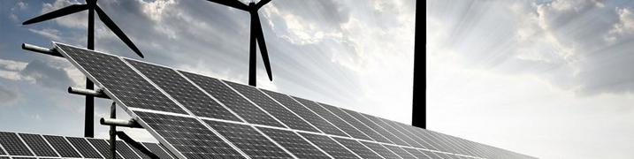 Alternativní a obnovitelné zdroje energie